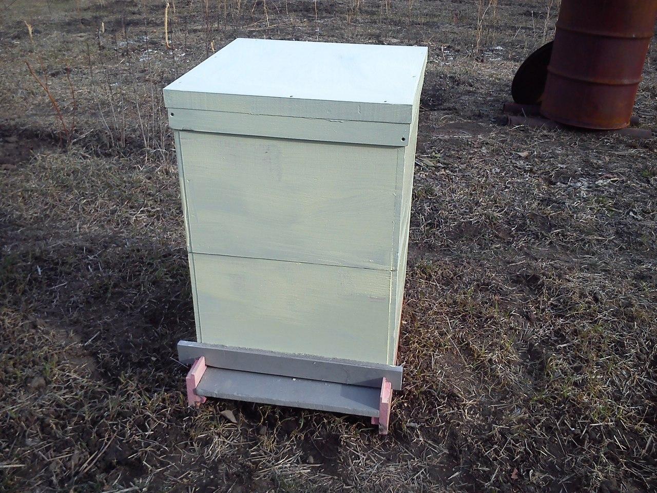 Как сделать пчелиный улей своими руками: фото, видео 2